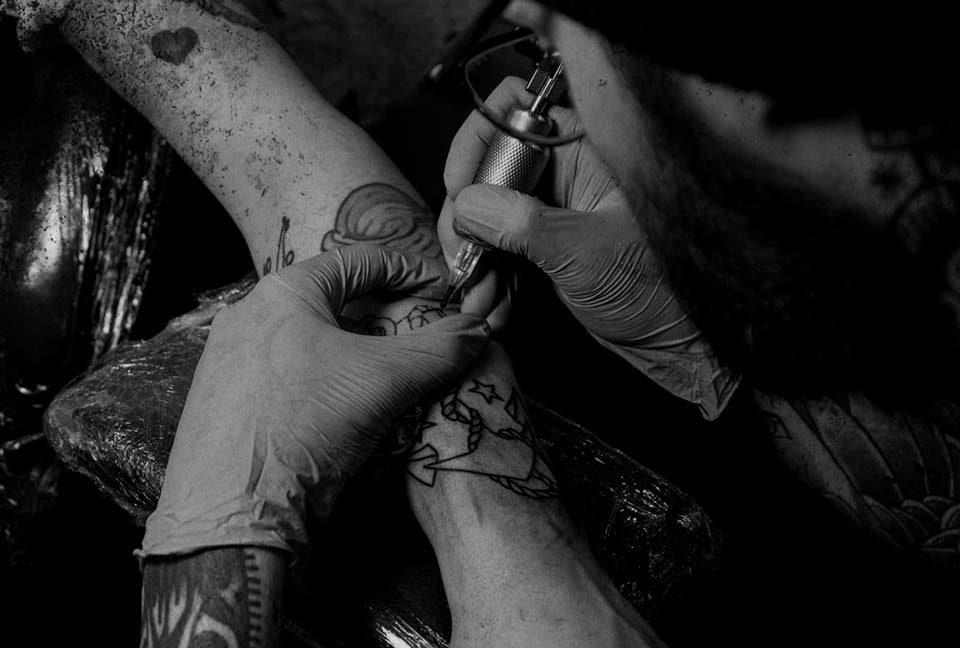 Darkside Tattoo Society στις Ημέρες Μοτοσυκλέτας 2018