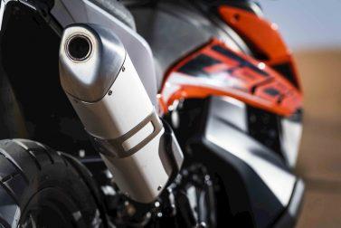 KTM 790 Adventure & Adventure R στις Ημέρες Μοτοσυκλέτας