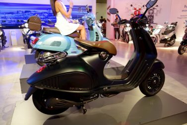 Vespaθήναια 2019 στο Scooter Festival & Electric Bike Show