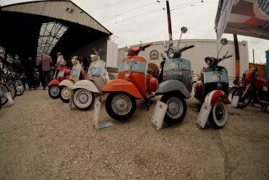Vespaθήναια 2019 στο Scooter Festival & Electric Bike Show