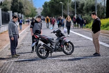 Scooter Παπί ή μικρή μοτοσυκλέτα; Scooter Festival 2019