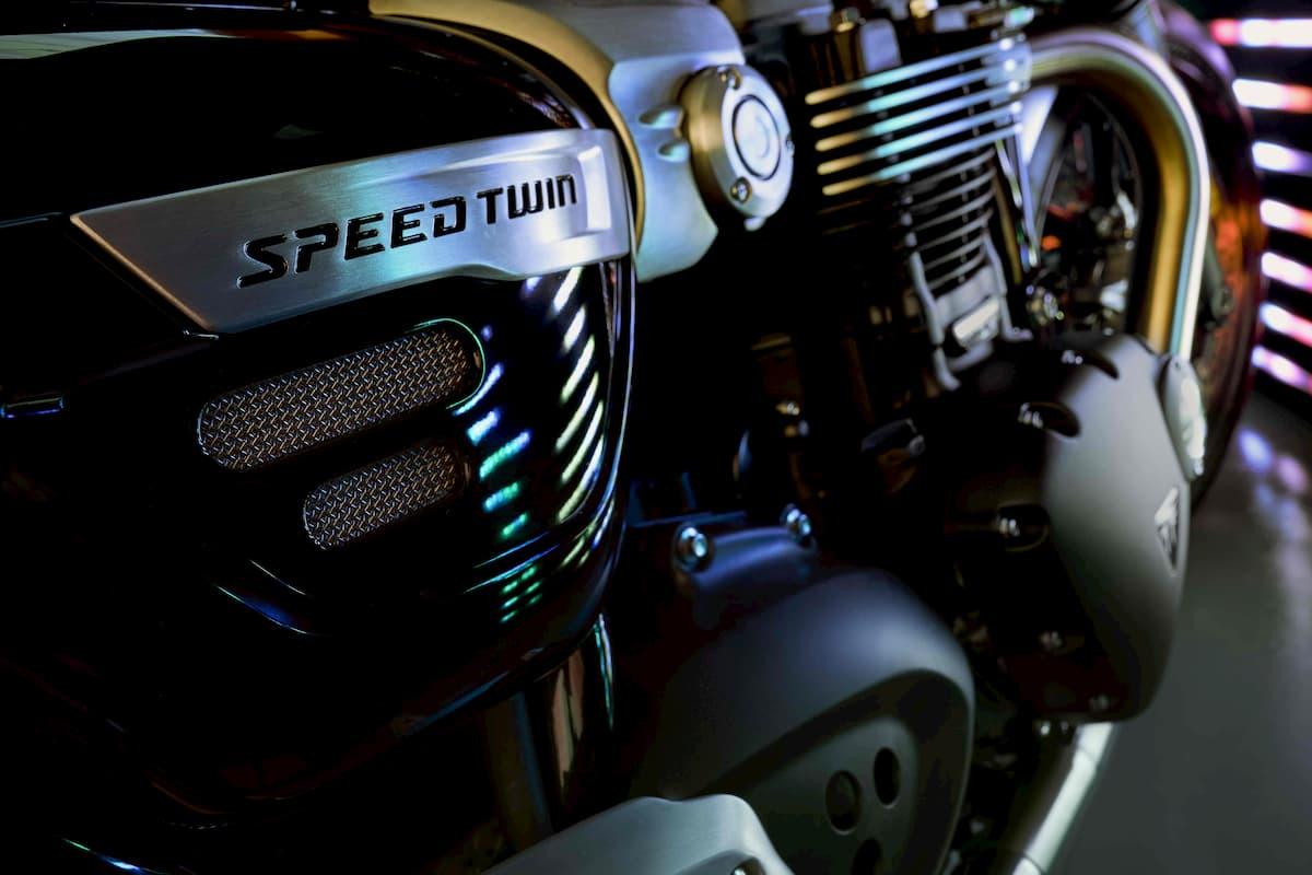 TRIUMPH SPEED TWIN 1200 Ημέρες Μοτοσυκλέτας 2019