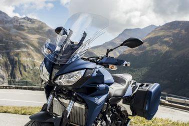 YAMAHA TRACER 700GT στις ημέρες μοτοσυκλέτας 2019