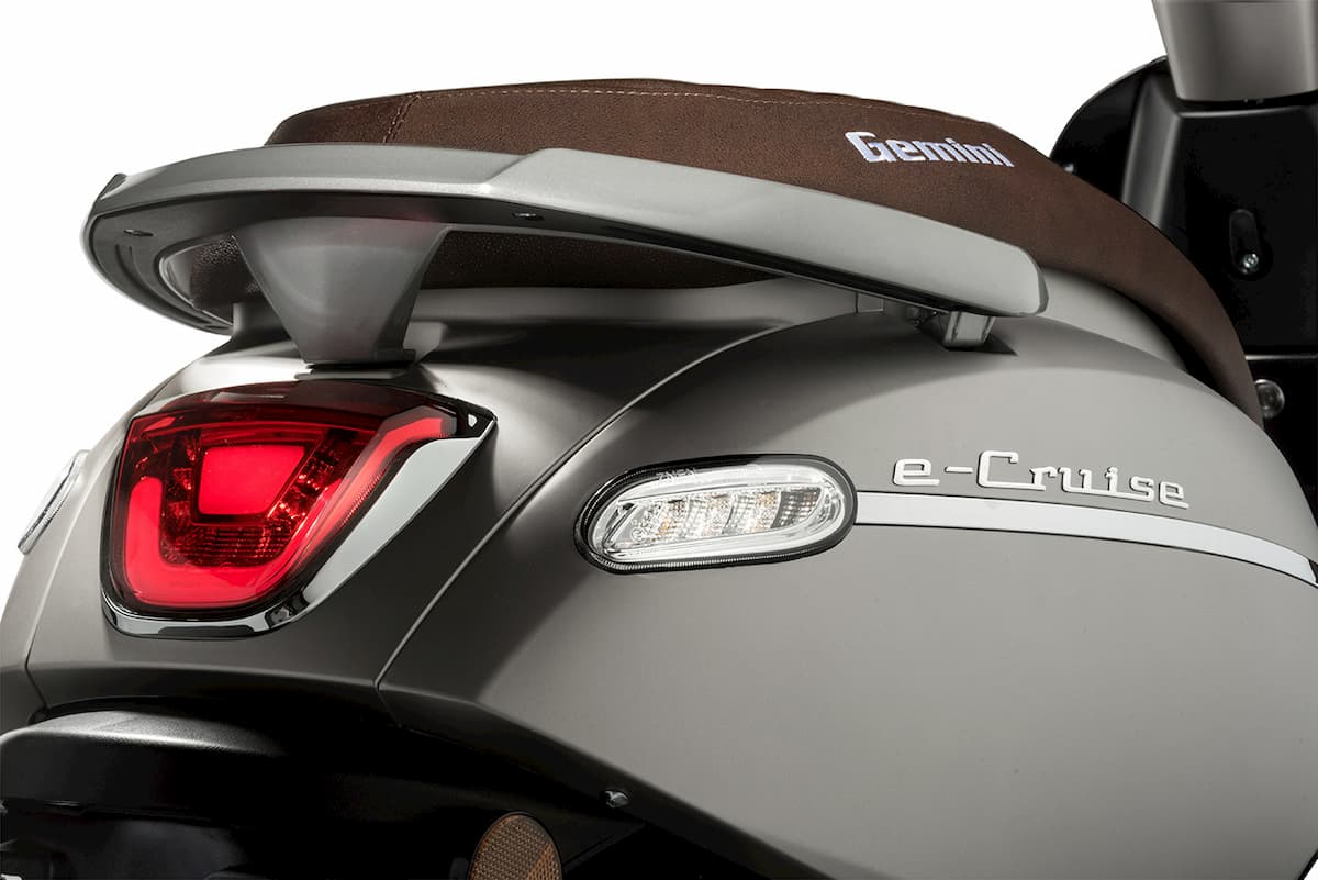 Gemini e-Cruise-Δώρο διαγωνισμού Scooter-Festival