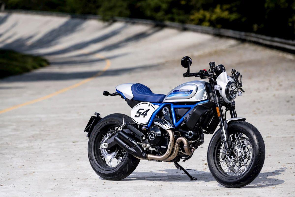 Ducati-Cafe Racer (2019) στις Ημέρες Μοτοσυκλέτας
