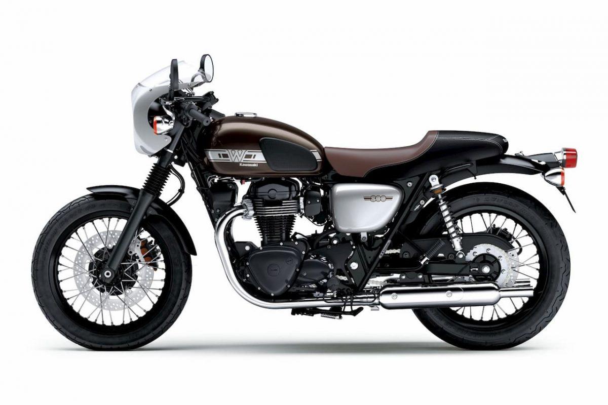 Kawasaki-W800 CAFE