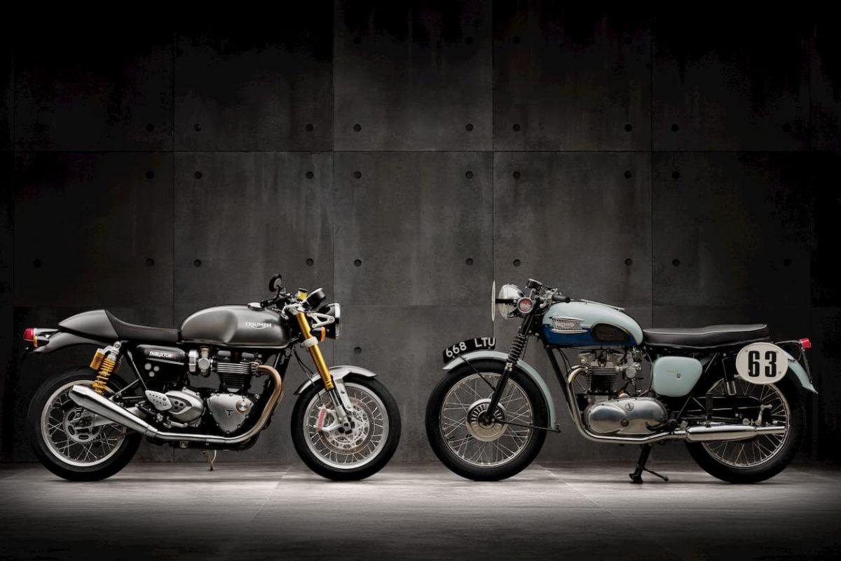 Τα νέα μοντέλα Triumph 2019 @HΗμέρες Μοτοσυκλέτας