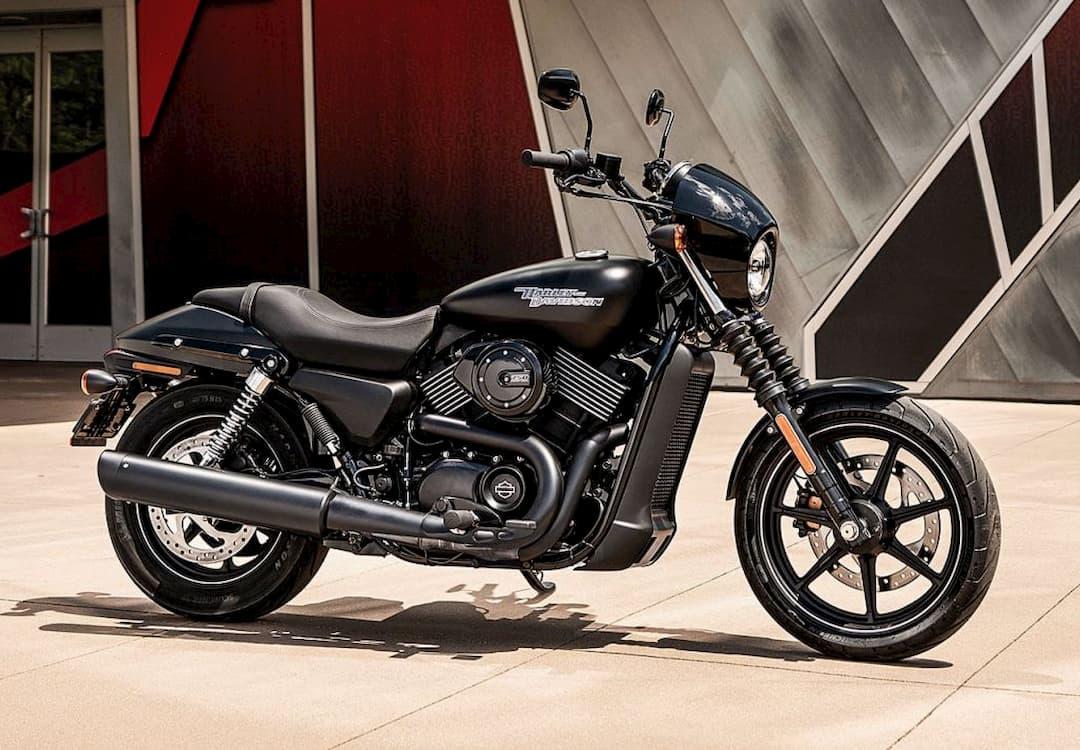 Harley Davidson στις Ημέρες Μοτοσυκλέτας 2019